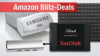 Blitzangebote: SSD, Festplatte, MacBook-USB-Stick und USB-C-Hub kurze Zeit im Preis gesenkt