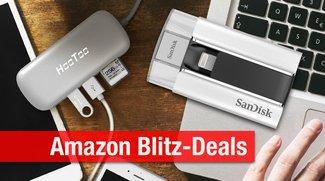 Blitzangebote: SSDs, Speichererweiterung fürs iPhone, USB-C-Hub u.v.m. heute zum Bestpreis