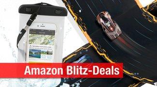 Blitzangebote: Anki OverDrive, Beachbag fürs iPhone, USB-Akku und wasserdichter BT-Lautsprecher zum Bestpreis