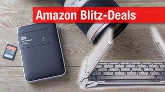 Blitzangebote: NAS, (kabellose) Festplatten von WD & faltbare Bluetooth-Tastatur u.v.m. heute zum Bestpreis