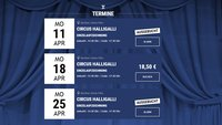 Circus Halligalli: Tickets für die Shows 2016