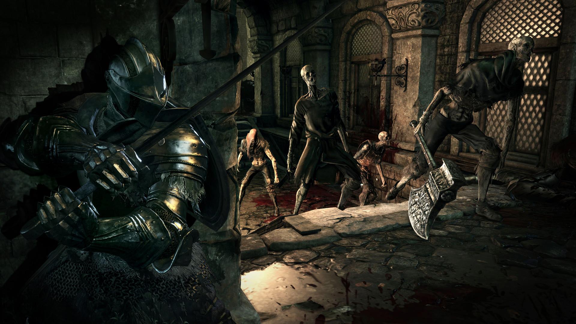 Dark Souls 3 Gegner