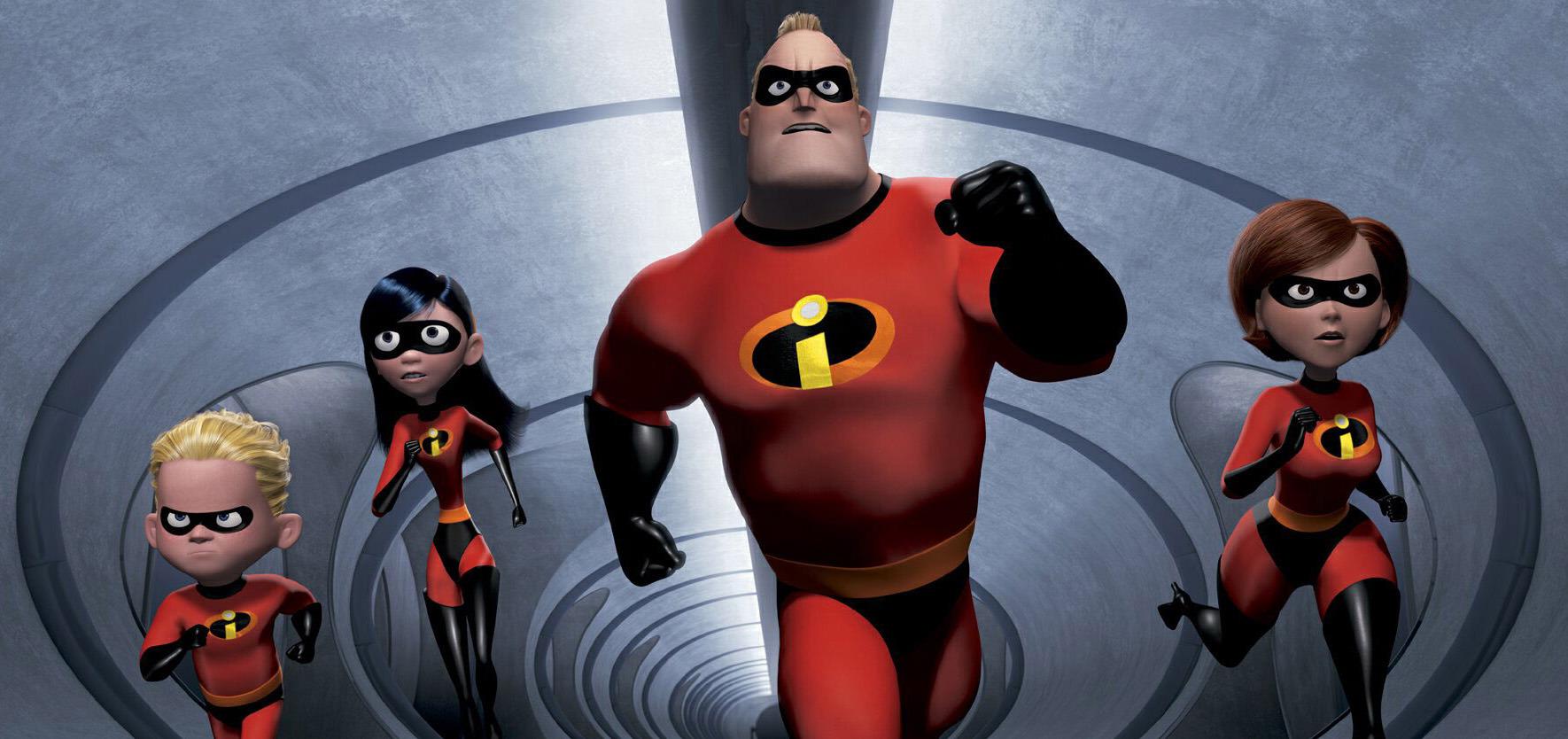 Die Incredibles 2