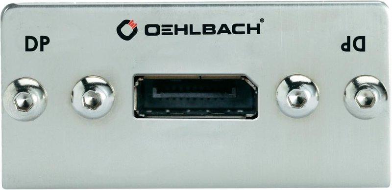 Der DisplayPort-Anschluss ähnelt von weitem dem HDMI-Anschluss.