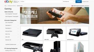 eBay Gaming-Welt: Dein Ort für günstige Hardware und Spiele