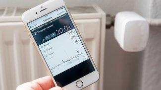 """HomeKit-Thermostat Eve Thermo im Test: """"Siri, heize das Badezimmer auf 21 Grad!"""""""