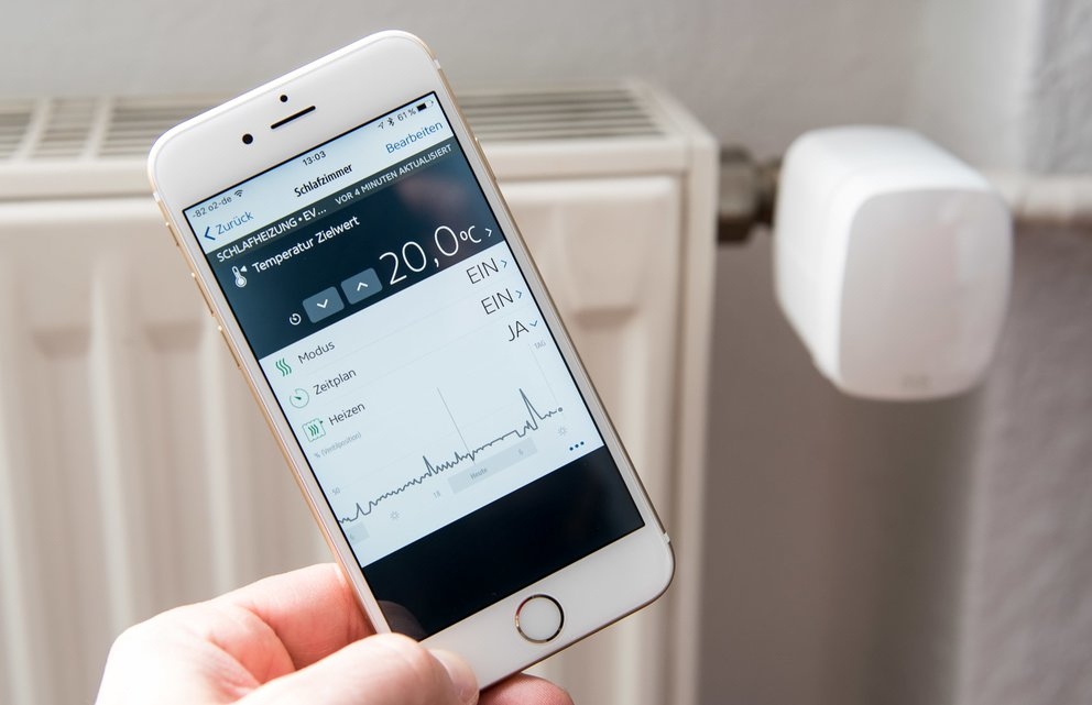 HomeKit Thermostat Eve Thermo Im Test: U201eSiri, ...