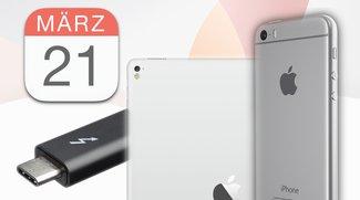 Apple Event März 2016: iPhone SE, iPad Air 3, MacBooks und mehr (unsere Vorhersage)