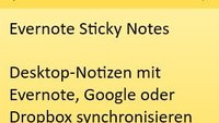 Evernote Sticky Notes Download