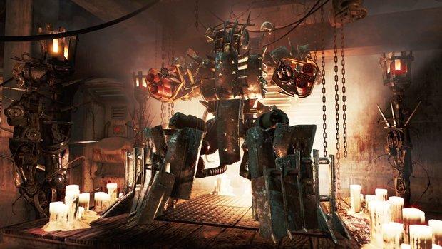 Fallout 4: Automatron-DLC starten und Quest aktivieren