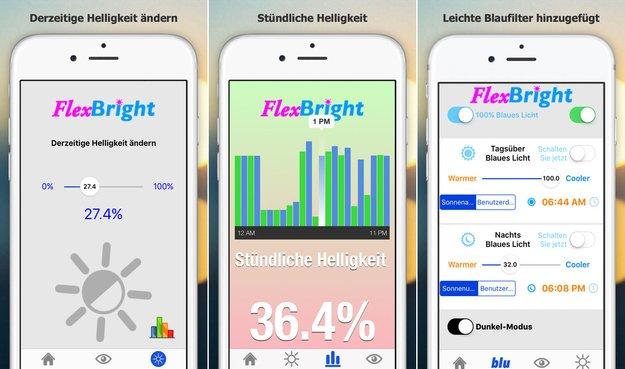 """""""Night Shift""""-Alternative: Apple lässt erstmals Display-Farbtemperatur-App zu"""