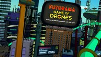 Futurama: Game of Drones im Test: Pakete ausliefern mit Fry, Bender und Co.
