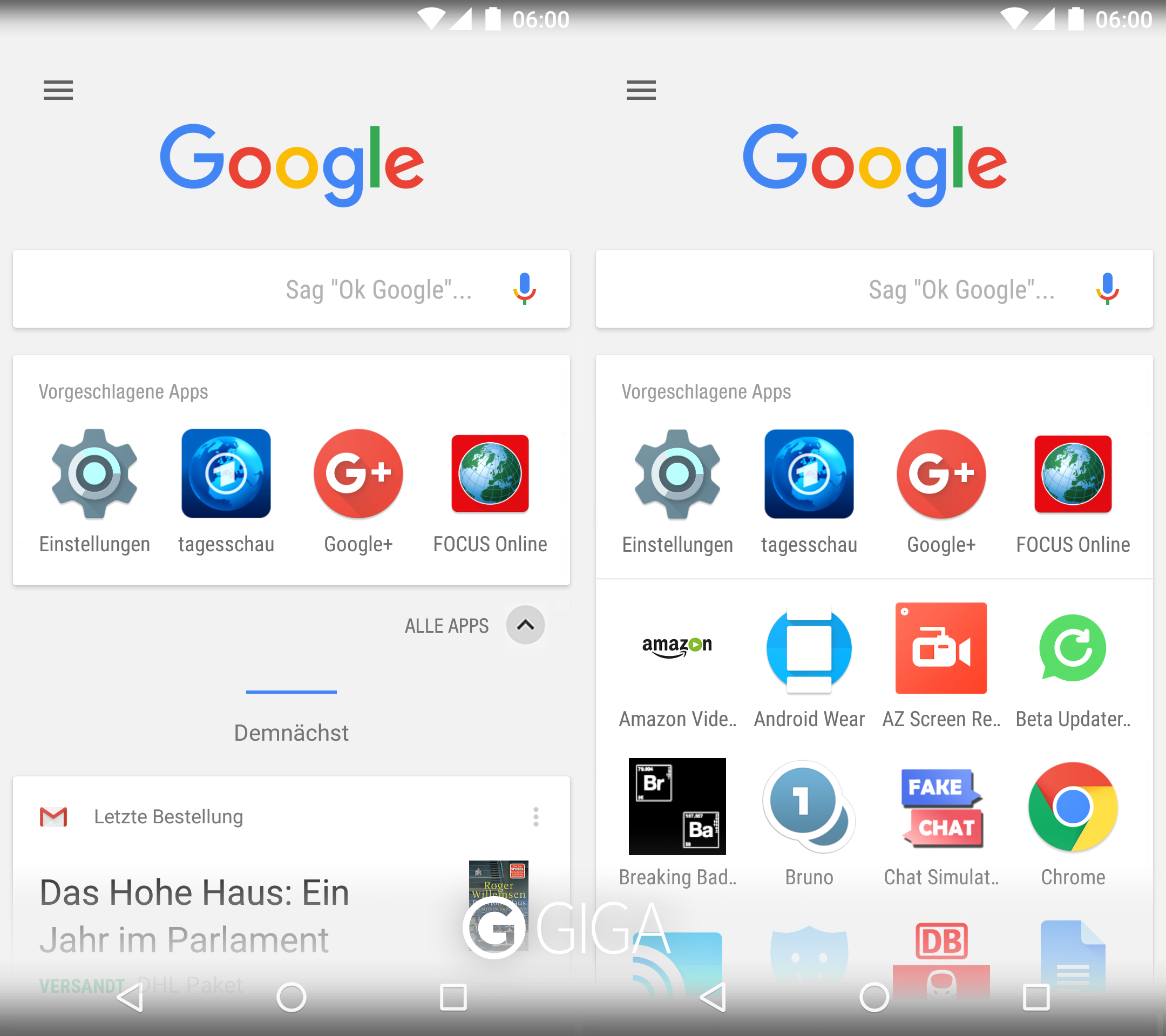 Google Now Launcher App Drawer Mockup Giga 2