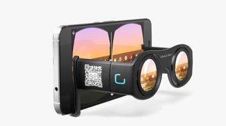 Tech C1-Glass: Federleichte VR-Brille mit Cardboard-Kompatibilität vorgestellt