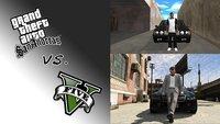 GTA San Andreas vs. GTA V: So hat sich Grand Theft Auto in 10 Jahren verändert