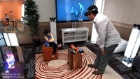 Holoportation: Microsoft zeigt 3D-Videochats mit HoloLens