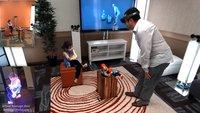 Holoportation: Microsoft zeigt 3D-Videochats mit HoloLens