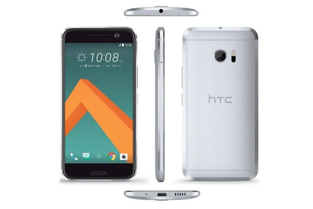 """HTC 10: Hersteller verspricht """"schnellstes"""" und """"flüssigstes"""" Android"""