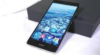 Huawei: Nachfolger des Mate S soll abgebogenes Display besitzen