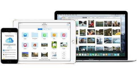 iCloud: Apple bietet jetzt auch 2 TB Speicherplatz an