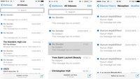 iOS-Nutzer erhalten Geister-Mails aus 1970