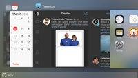 Craig Federighi: Erzwungenes Schließen einer App in iOS nicht notwendig