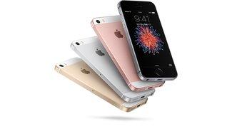iPhone SE Speicherplatz: So groß ist der Speicher des kleinen Apple-Smartphones