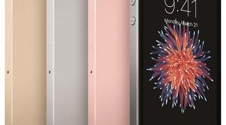 iPhone SE Speicherplatz: So groß ist der Speicher des neuen Apple-Smartphones