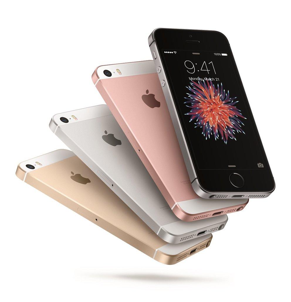 iPhoneSE-farben