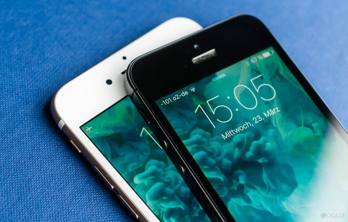 iphone se iphone 6s vergleich