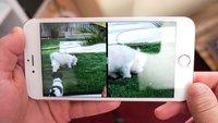 Apple-Patentantrag beschreibt optischen Zoom durch zweite iPhone-Kamera