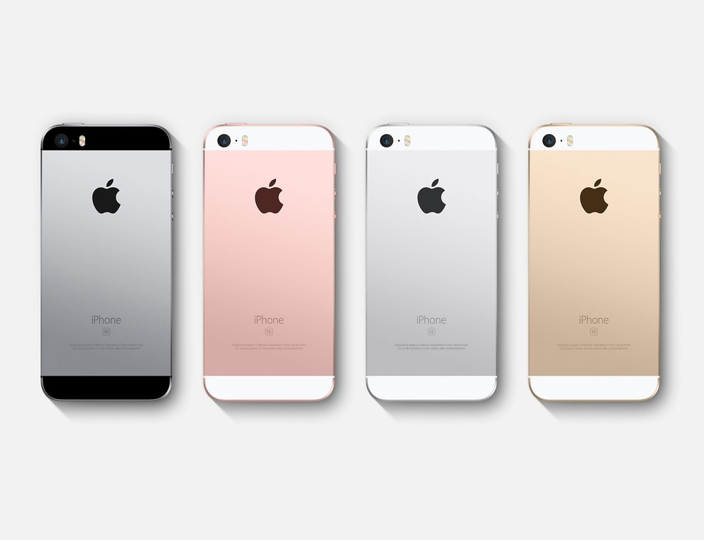 Iphone Se Rosegold Neu