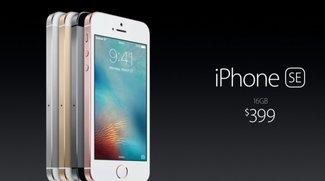 iPhone SE: Preis und Release-Datum für Deutschland