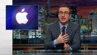 Apple vs. FBI: John Oliver fasst den Fall zusammen