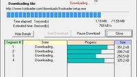 KooLoader Downloadmanager