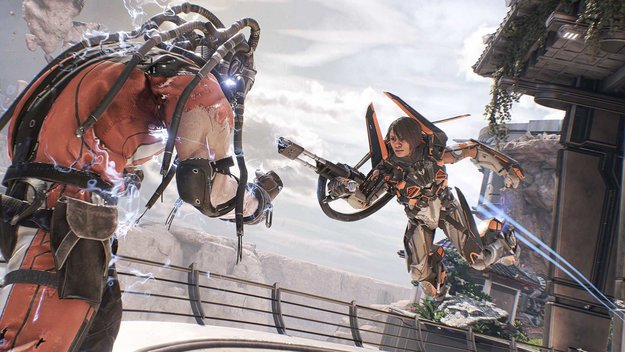 LawBreakers: Neue Gameplay-Videos zum Multiplayer-Shooter des Gears of War-Machers