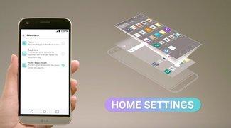 Das LG G5 besitzt doch einen klassischen App-Drawer