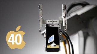 """Woher Apple die Idee zu """"Liam"""" dem Recycling-Roboter hat (40 Jahre Apple)"""