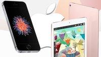 iPhone SE, iPad Pro und günstigere Apple Watch: Event in der Zusammenfassung — 21. März 2016