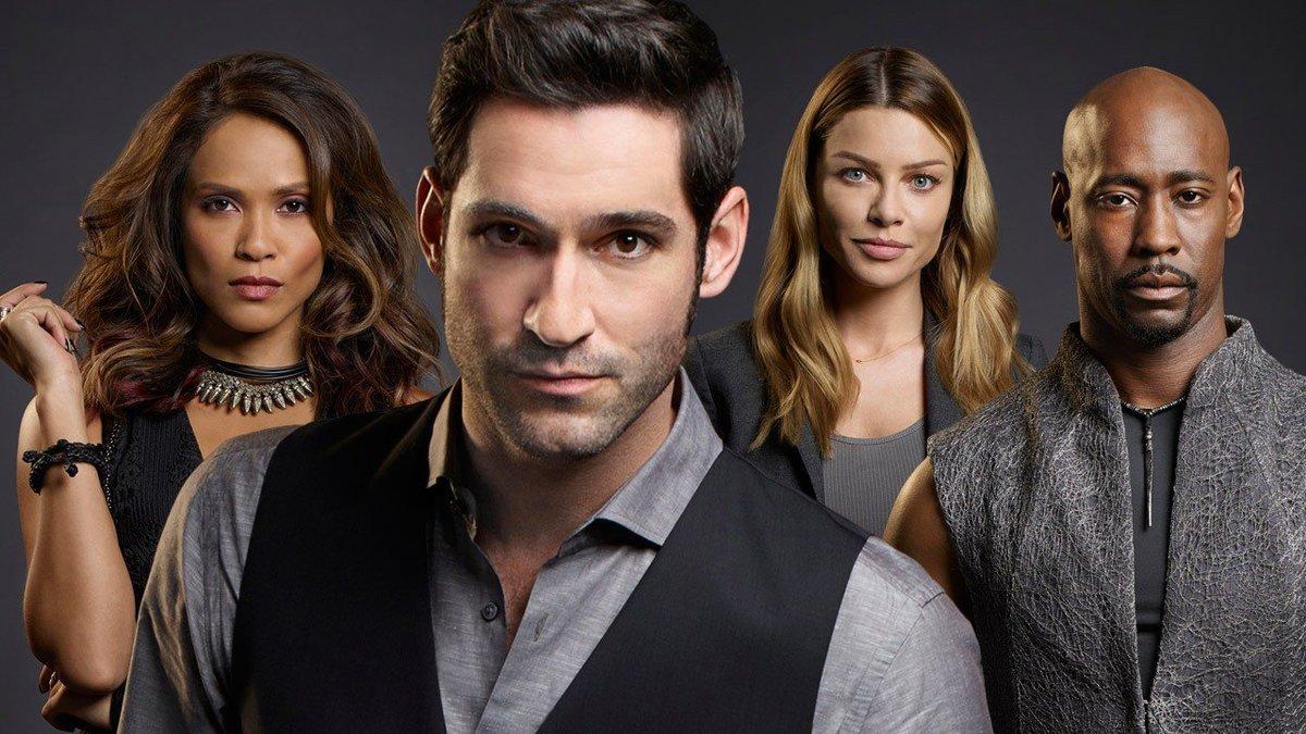 Lucifer Staffel 3 Start