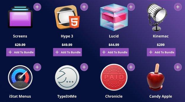 3 Software-Bundles für Mac: Parallels Desktop, 1Password, Beamer, YummyFTP und mehr