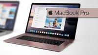 MacBook Pro 2016: Konzept zeigt schlankes Modell