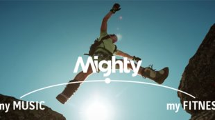 Mighty: Spotify ohne Smartphone