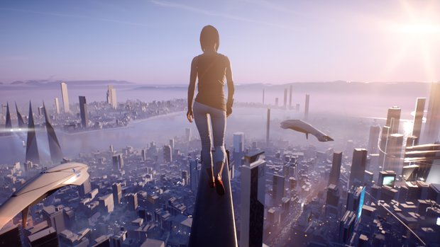Mirror's Edge Catalyst: Stadtviertel von Glass im Detail