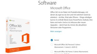 Apple adelt Microsoft: Office 365 als Option für iPad-Besteller im Apple Store