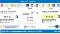 Mehrwertsteuerrechner MwSt. 2020 Download