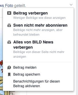 Facebook messenger nachricht gelesen