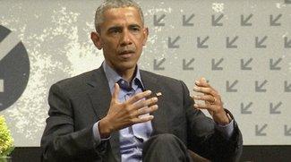 """Apple vs. FBI: Obama will keine """"Schweizer Bankkonten in der Hosentasche"""""""