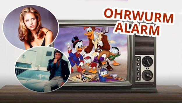 Alte TV-Serien Intros: Diese 25 Ohrwürmer werden dich den Rest des Tages verfolgen (Entschuldigung!)