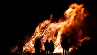 Osterfeuer: Bedeutung der Tradition